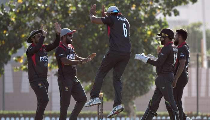 Muhammad Naveed to lead UAE squad in ODI series against Zimbabwe