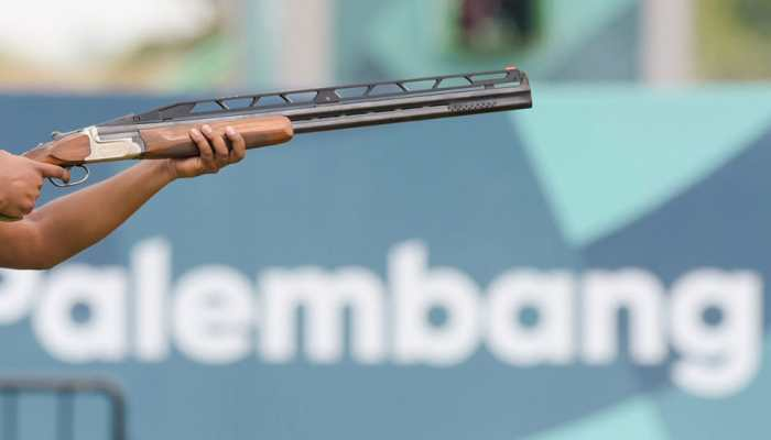 ISSF World Cup: Shooter Kynan Chenai emerges as top Indian in men's trap event