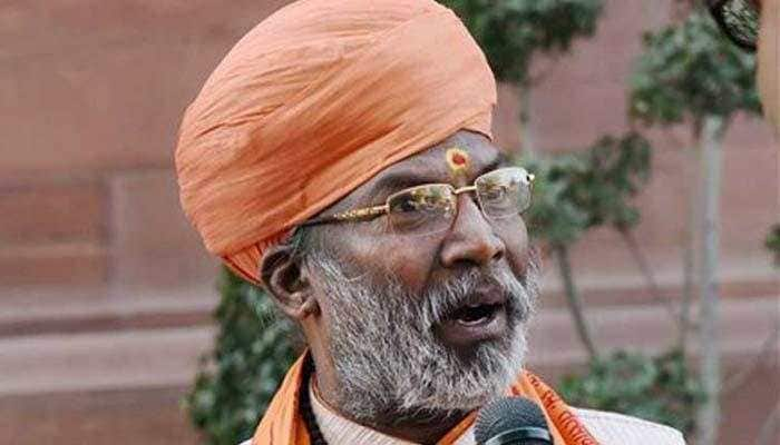 Case registered against BJP's Unnao MP Sakshi Maharaj for alleged violation of model code of conduct