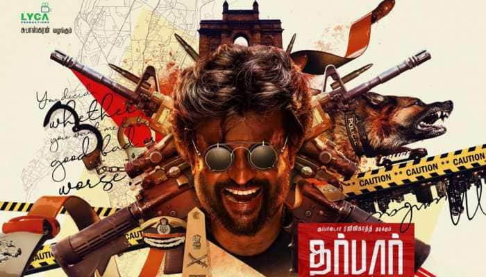 Rajinikanth's 'Thalaivar 167' first look out—See poster