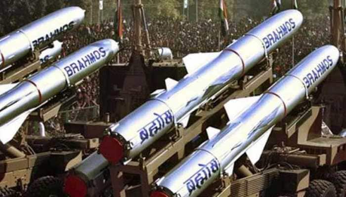 BrahMos missile's range to be increased to 500 kms