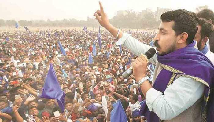 Upset over Mayawati's remarks, Bhim Army to support Congress' Saharanpur candidate