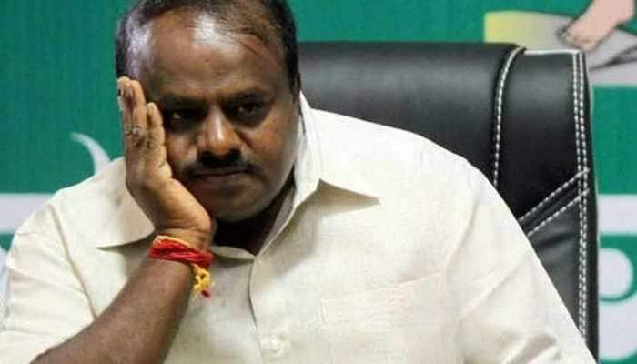 I-T department seeks legal action against Karnataka Chief Minister H D Kumaraswamy, Deputy Chief Minister G Parameshwara for intimidating officers