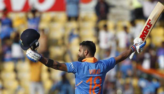 Virat Kohli named Wisden's 'Leading Cricketer' for third straight year