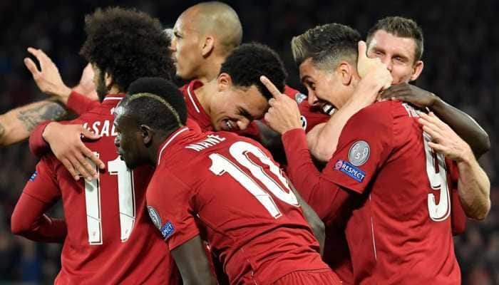 Naby Keita and Roberto Firmino score to give Liverpool 2-0 win over Porto