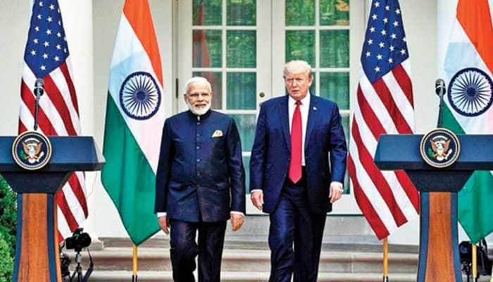 US lawmakers introduce legislation that aims at treating India as a NATO ally