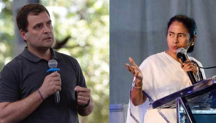 Trinamool resorting to 'cheap' methods, says Congress after Mamata blocks Rahul Gandhi's chopper landing