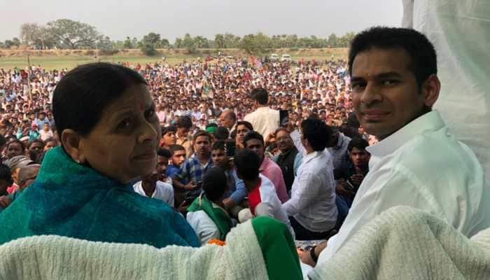 Rabri Devi to Tej Pratap Yadav: Enough son, come back home