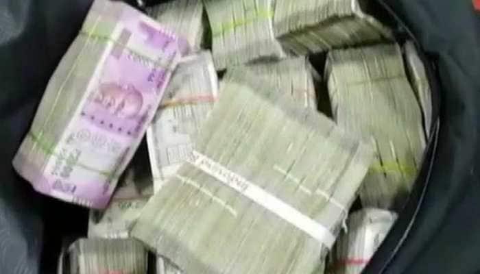 I-T Department seizes unaccounted cash worth Rs 14.54 crore in Tamil Nadu's Namakkal