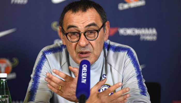 Normal for title-chasing Liverpool to feel heat: Chelsea manager Maurizio Sarri