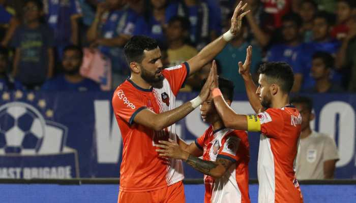 FC Goa overcome Chennaiyin FC 2-1 to lift Super Cup title