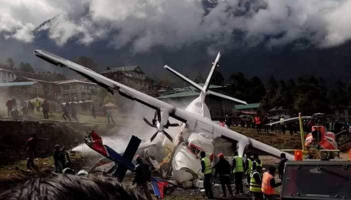 Co-pilot, 2 policemen killed in plane crash in Nepal