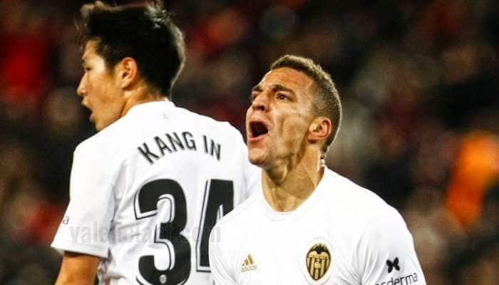 La Liga: Valencia crush Levante 3-1 to boost push for fourth spot