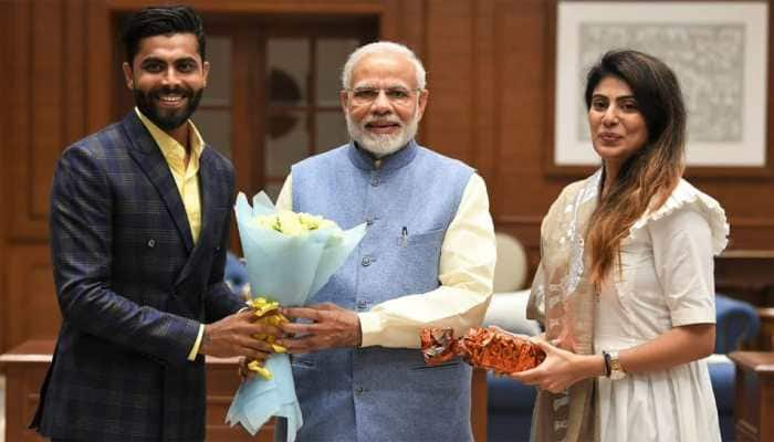'I support BJP,' says cricketer Ravindra Jadeja 2 days after father, sister join Congress