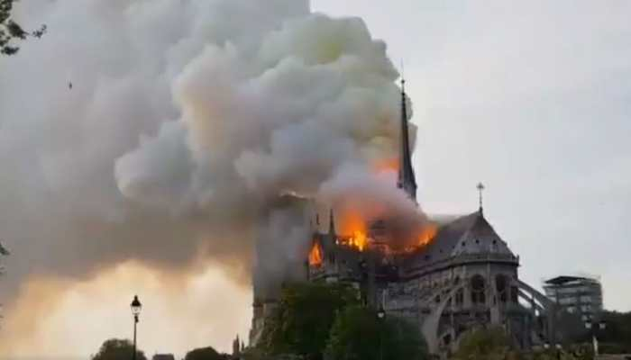 History in ashes: Bollywood reacts to Notre Dame fire