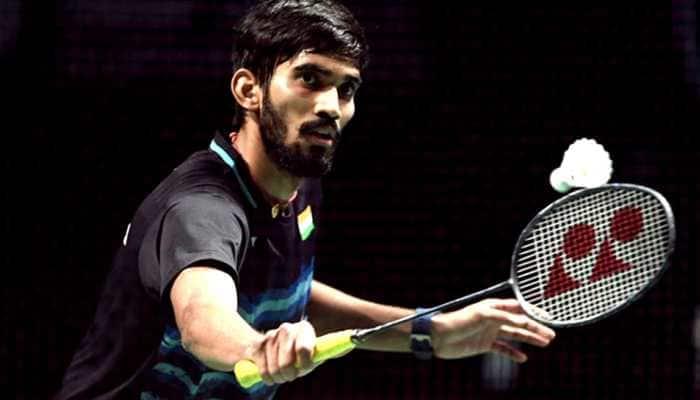 Kidambi Srikanth slips to 8th spot in BWF ranking