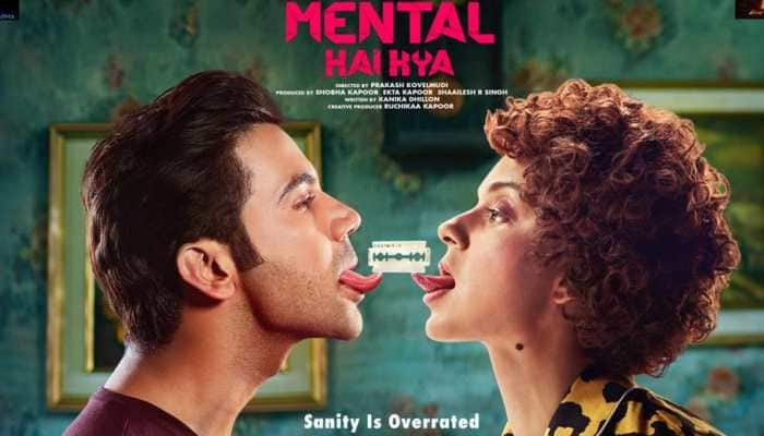Mental Hai Kya: Kangana Ranaut-Rajkummar Rao starrer gets a new release date—View poster