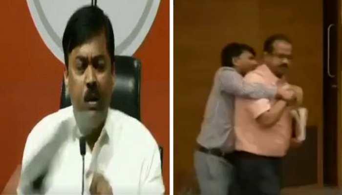 Shakti Bhargava, the man who hurled shoe at BJP MP GVL Narasimha Rao: What we know so far