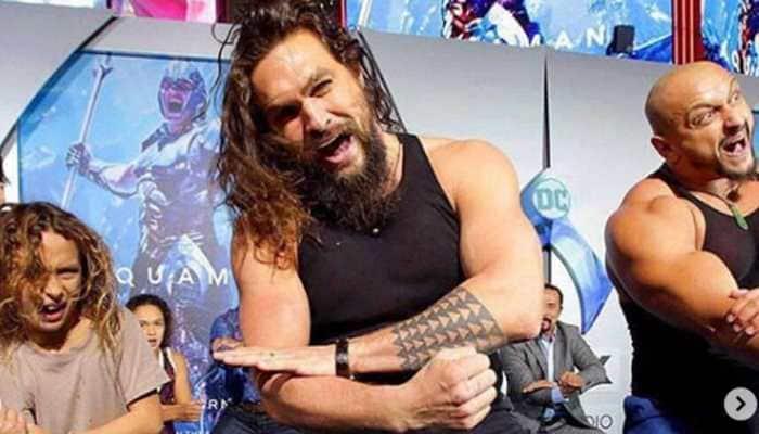 Jason Momoa bids goodbye to signature beard
