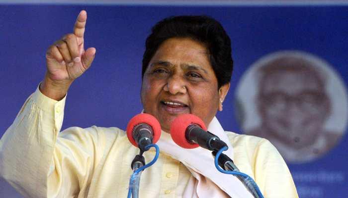Mulayam Singh not a ''fake OBC'' like PM Modi, says Mayawati