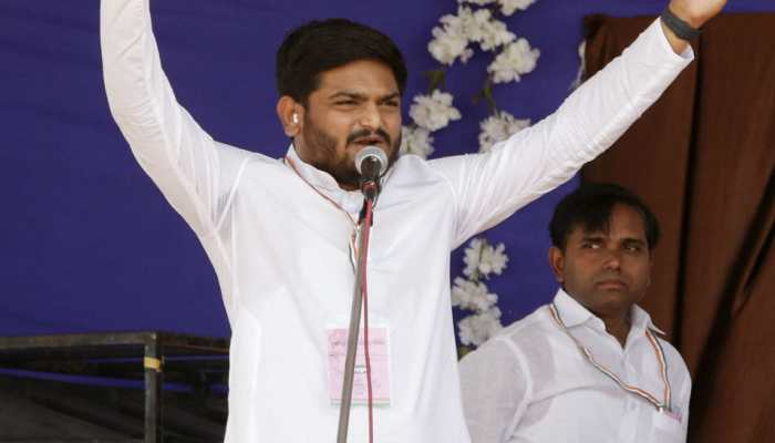 BJP trying to 'attack and kill me,' alleges Hardik Patel after getting slapped at Gujarat rally