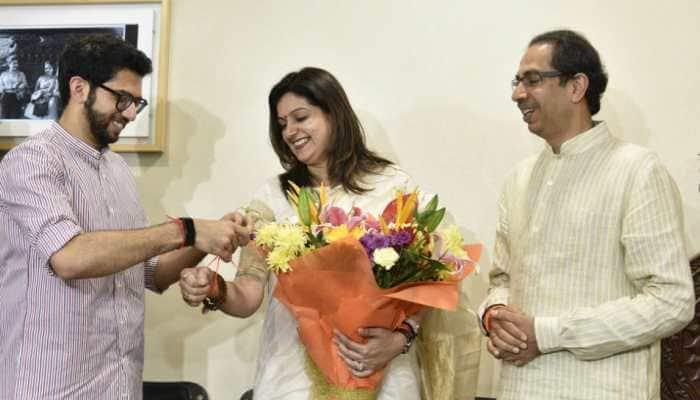 Priyanka Chaturvedi's joining Shiv Sena quite an ideological leap: Omar Abdullah