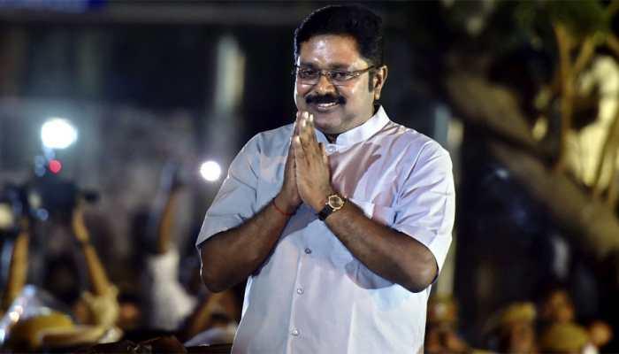 Dhinakaran elected AMMK general secretary, Sasikala to be president after 4-year prison stint