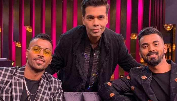 Hardik Pandya, KL Rahul fined Rs 20 lakh each over 'Koffee' controversy
