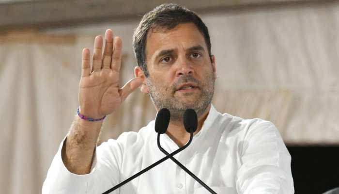 Amethi Returning Officer postpones scrutiny of Rahul Gandhi's nomination papers to April 22
