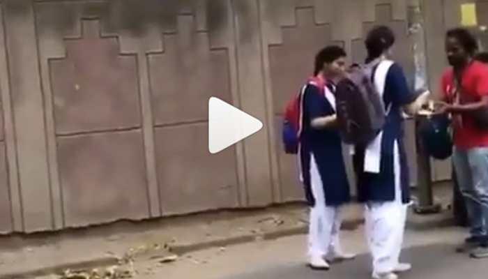 Deepika Padukone turns school girl for Chhapaak—Watch viral video