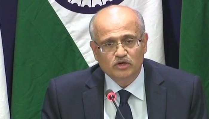 Foreign Secretary Vijay Gokhale to meet Chinese FM, JeM chief Azhar likely on agenda