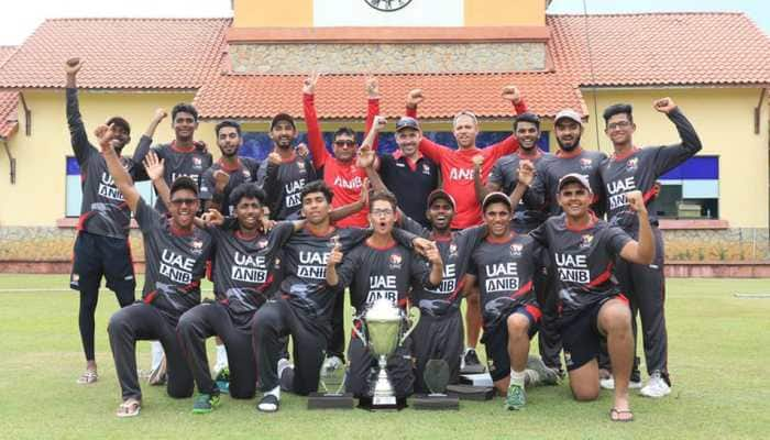 UAE thrash Oman to qualify for ICC Under-19 World Cup 2020