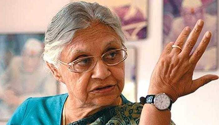 Announcement of names of Delhi candidates for 7 Lok Sabha seats on Sunday or day after: Sheila Dikshit