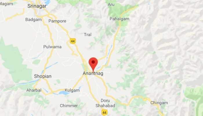 Jammu and Kashmir: Civilian injured in Anantnag district when terrorists opened fire on him