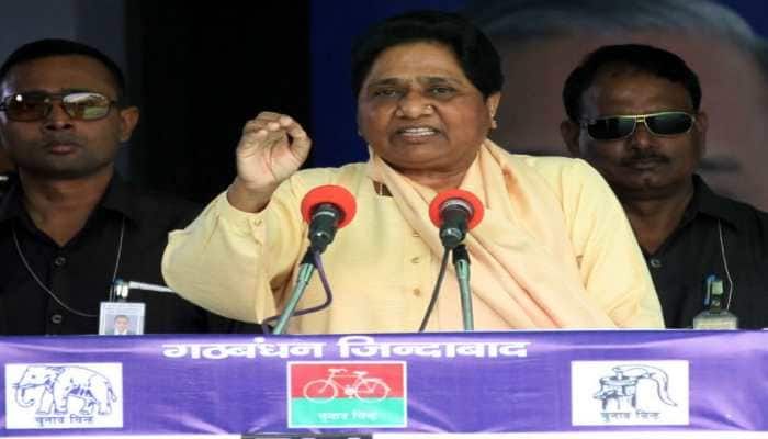 Mayawati wants SP workers to learn discipline from BSP supporters