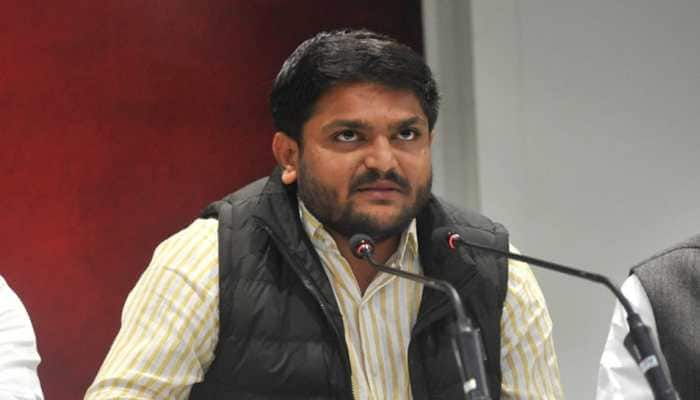 Congress leader Hardik Patel alleges threat to life, asks for police security