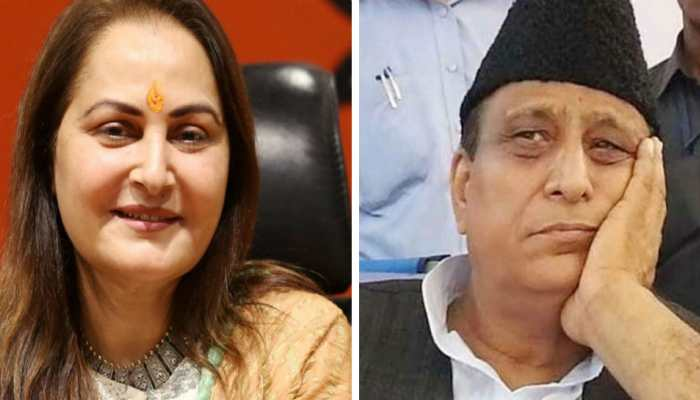 Jaya Prada symbolises women power that will destroy Azam Khan: Amar Singh