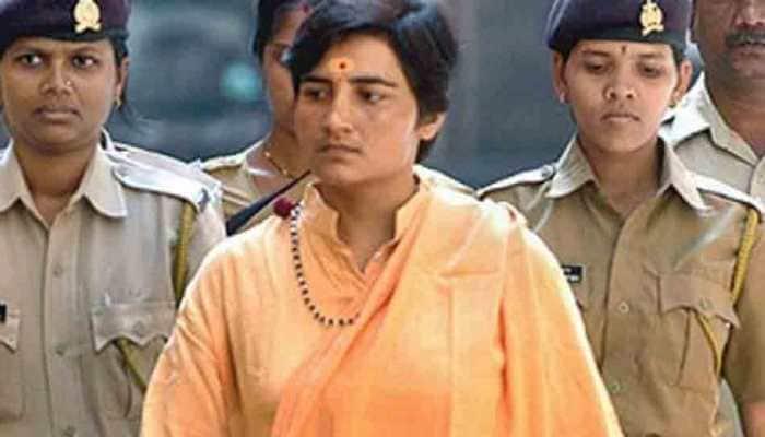 Sadhvi Pragya Thakur gets second EC notice over controversial for Babri remarks