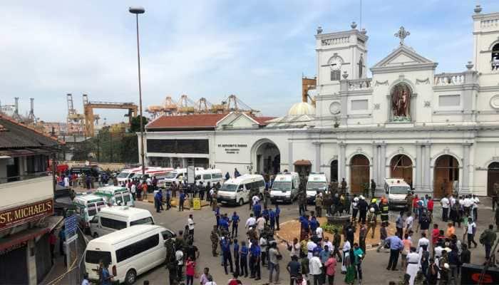 Over 200 killed, 450 injured in serial blasts in Sri Lanka; seven arrested