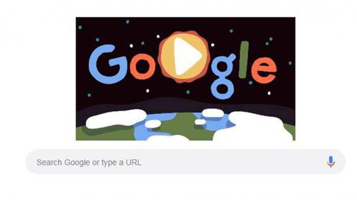 Google Doodle celebrates World Earth Day with interactive slideshow