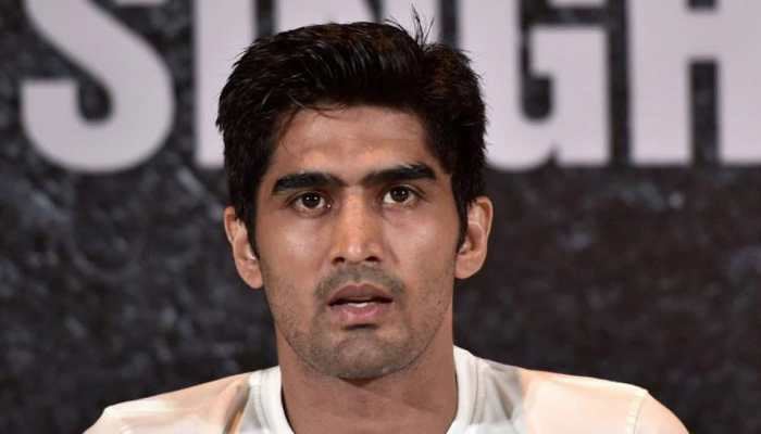 Congress fields boxer Vijender Singh from South Delhi Lok Sabha seat