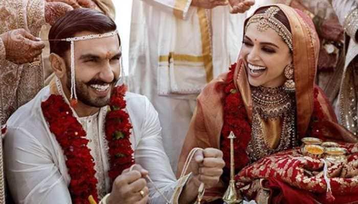 Deepika Padukone-Ranveer Singh's inside pics from a wedding go viral—Check photos