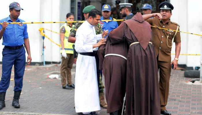 Islamic State claims responsibility for Sri Lanka bombings