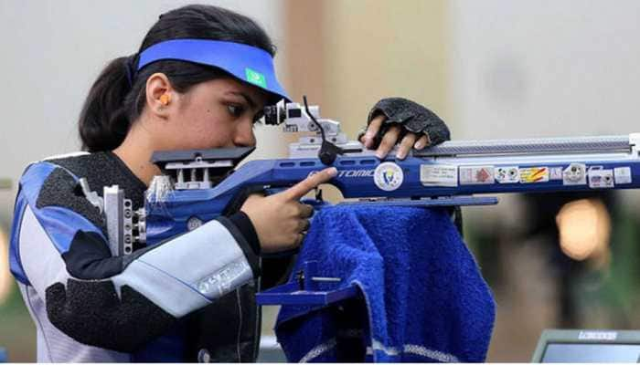 Apurvi Chandela, Anjum Moudgil make another ISSF final, miss medal