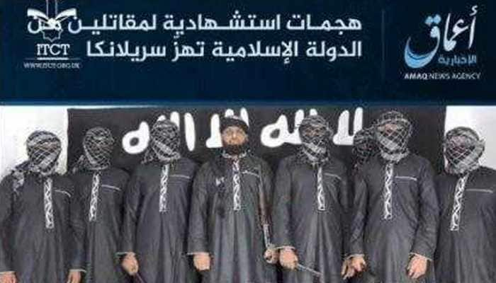 IS claims responsibility for Sri Lanka blasts, releases photo of suicide bombers