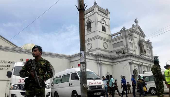 One among nine Sri Lankan suicide bombers studied in UK: Sources
