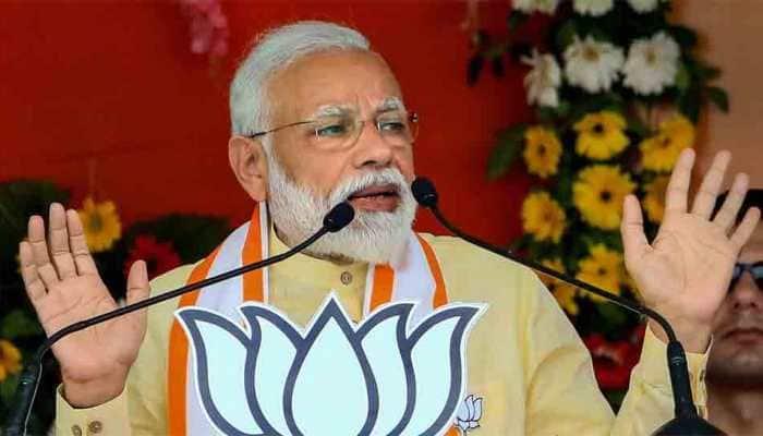 Lok Sabha Election 2019: PM Narendra Modi to file nomination from Varanasi on April 26