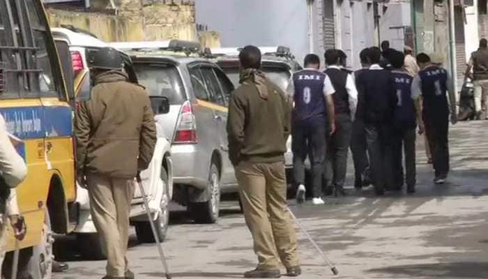 I-T raids underway at 5 locations in Kashmir valley