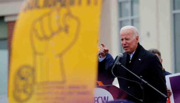 Former US Vice President Joe Biden announces candidacy for 2020 presidential race