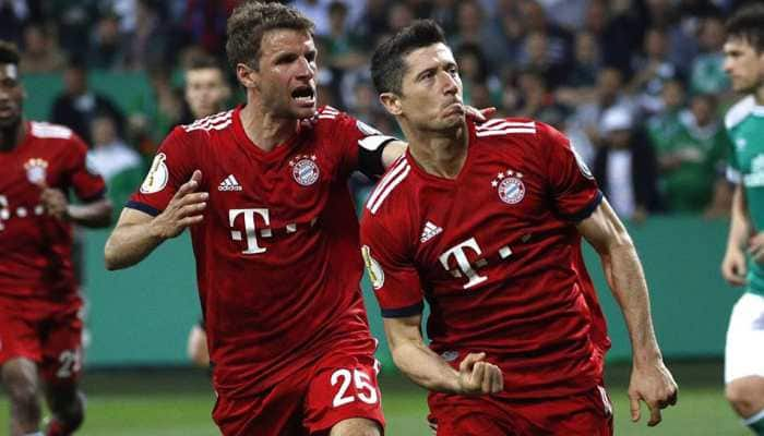 b3e092caf Bayern Munich reach German Cup final to keep double in sight